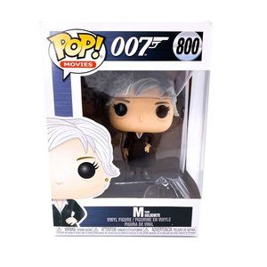 James Bond 007 - M from Goldeneye